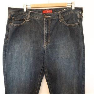 Guess Men Size 38x32 Jeans Regular Straight